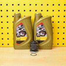 Piaggio MP3 300 Original Ölfilter O-Ring Öl Agip eni i-Ride 5W-40 5w40 Motoröl