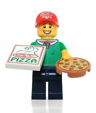 LEGO #71007 Minifigure Series 12 PIZZA DELIVERY MAN