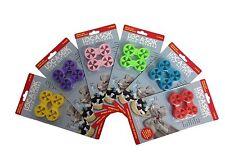 20 PK Sock Locks / Sock Holders Laundry-2 Packs of 10 Double Rings - 500+Sold