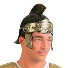 Elmo Centurione Bimbo Spartano Romano Legionario Chioma Piumato  Accesso 13595