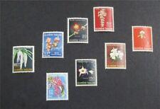 nystamps Thailand Stamp # 477-484 Mint Og Nh $73 U4y1160