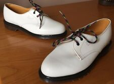 Vintage Dr Martens Brook white leather shoes UK 5 EU 38
