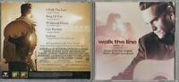 Walk The Line - Songs from Original Motion Picture Soundtrack CD 2006 5 TRACKS