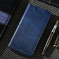For Xiaomi Redmi Note 8 7 Pro 7A Magnetic Flip Wallet Leather Case Matte Cover