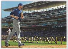 2016 Topps Perspectives # P-11 Kris Bryant Insert Chicago Cubs