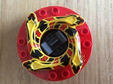 RARO LEGO NINJAGO FANG SUEI Spinner & CORONA numero 9567
