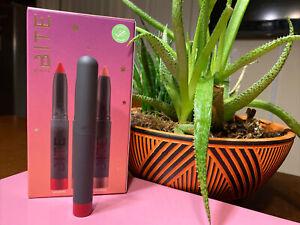Bite Beauty Midnight Mood Mini Power Move Creamy Matte Lip Crayon (Negroni)