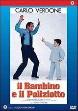 Dvd IL BAMBINO E IL POLIZIOTTO *** Carlo Verdone ***   ......NUOVO
