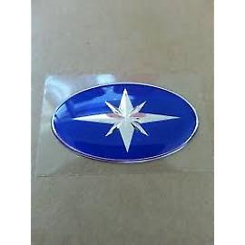 OEM Polaris Snowmobile PWC Star Logo Decal RZR Ranger Sportsman Predator 7078465