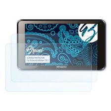 Bruni 2x Schermfolie voor Polaroid Infinite+ 10.1 Screen Protector