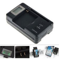 LCD Battery Charger Adapter for Samsung AB463446BU D730 E210 E250 E251 E380