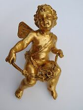 18th Century Early 19th Century Gilt Bronze Psyche Fairy Sculpture Statue !