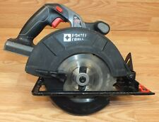 Genuine Porter Cable (PC186CS) Type 2 18V Cordless Circular Saw Bare Tool Only