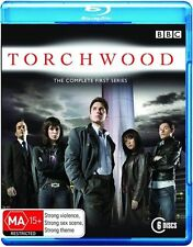 Torchwood - Complete Series 01, 2009 Blu Ray Brand New and Sealed