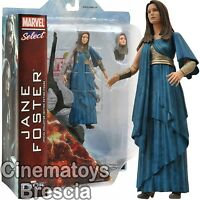 Marvel Thor 2 The Dark World Jane Foster Natalie Portman action figure Select