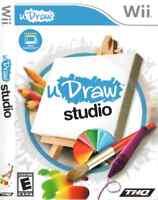 U Draw Studio - Game Software Only - (Nintendo Wii)