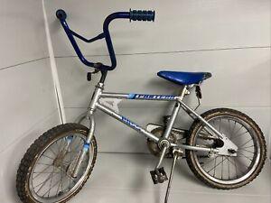 "1980s Ross Pantera  BMX Trick Bike 12"" Tires 36"" Tall Wald Handle Bars- E1"