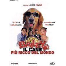 Dvd BAILEY - Il cane più ricco del mondo ......NUOVO
