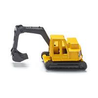 Siku 0801 Bagger klein gelb (Blister) Modellauto NEU!  °
