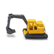 SIKU 0801 Excavadora PEQUEÑO AMARILLO (blister) Coche a escala ¡NUEVO! °