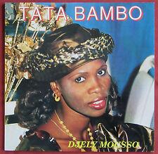TATA BAMBO KOUYATE  LP ORIG FR   DJELY MOUSSO