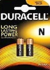 2 X PILAS DURACELL SECURITY LR1 (1.5V) N E90 R1 MN9100 LADY AM5 KN BATTERY