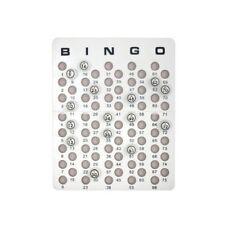 Bingo Masterboard for Ping Pong Size Balls