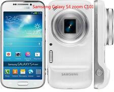 "⭐Samsung Galaxy S4 zoom C1010 SM-C101 Android 4.3"" HSDPA WI-FI 16MP Camera Phone"
