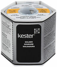 "Kester 44 Rosin Core Solder 60/40 .031"" 1 lb. Spool"