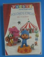 """POCOYO~LEARNING THOROUGH LAUGHTER ~ """"PRCOYO'S CIRCUS"""" ~ DIRECT TO DVD MOVIE~ NEW"""