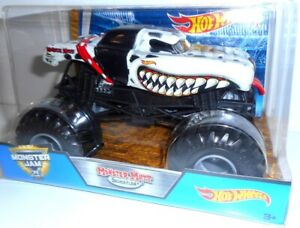 MUTT DALMATIAN 1:24 Monster Jam, Auto, Coche, Cars Hot Wheels, original vehicle