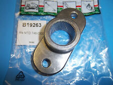 NEW REPLAC MTD / TROY BUILT BLADE ADAPTER 748-0300 19263 BTT FREE SHIPPING