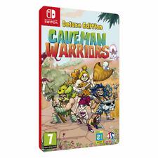 Caveman Warriors Deluxe Edition (Nintendo Switch)