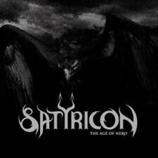 Satyricon : Age of Nero, the [limited Special Edition] CD (2008)