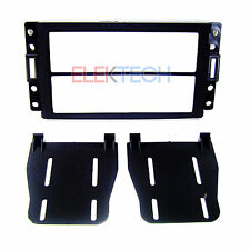 Radio Replacement Dash Kit 2-DIN for Chevy/Buick/Pontiac/Hummer/Saab/Saturn