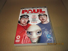 PAUL FROM THE PRODUCERS OF HOT FUZZ  DVD