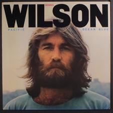 DENNIS WILSON: Pacific Ocean Blue LP (WLP, 8x10 glossy included) Rock & Pop