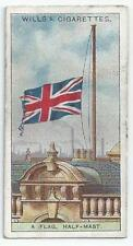 Loose Flags Collectable Will's Cigarette Cards (1918-1939)