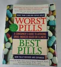 Worst Pills, Best Pills : A Consumer's Guide to Preventing Drug-Induced Death by