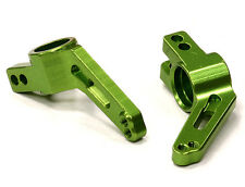 T8539GREEN Integy Billet Rear Hub Carrier(2)for Traxxas 1/10 Slash 4X4(6808)