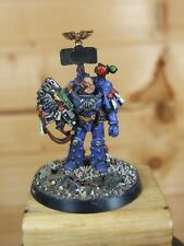 FINECAST WARHAMER SPACE MARINE MASTER OF THE RELICS WELL PAINTED (1590)