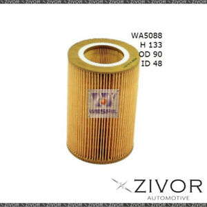 Wesfil Air Filter For Smart Roadster 0.7L 11/03-01/07 - WA5088 *By Zivor*