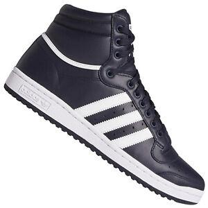 Adidas Originals Top Ten Hi Uomo Scarpe da Ginnastica EF2517 Leggenda Inchiostro