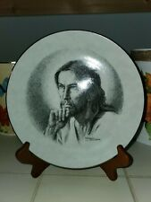 """""""Peace, I Leave With You"""" Plate Portraits Of Christ"""