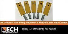 5KC3SB ( ECH1929 HD) Bobcat Bucket Teeth Pack of 5 with Pins