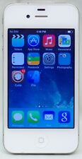 Apple iPhone 4 8GB White Smartphone (Model A1332/MD197LL/A) for AT&T- JAILBROKEN