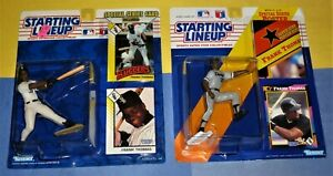 CHICAGO WHITE SOX lot 1992 Frank Thomas Rookie 1993 *FREE s/h* Starting Lineup