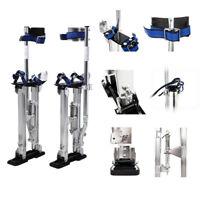 "Drywall Stilts Painters Walking Taping Finishing Tools- Adjustable 15"" - 23"""