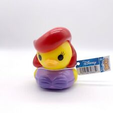 Little Mermaid Ariel Disney Duckz Rubber Duck Bath Toy - New With Tag 2020