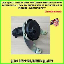 FOR HYUNDAI TERRACAN 01-06 2.9 4WD FRONT DIFFERENTIAL GEAR ACTUATOR 51010H1001
